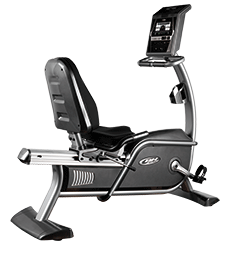 SK8900TV Professional recumbent bike