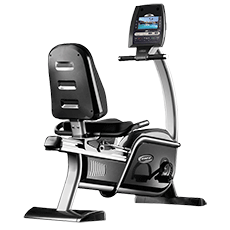 SK9900TV Professional recumbent bike