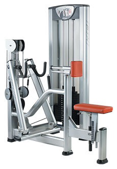 Seated row chest support Convergent XC290