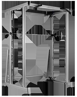 Max Rack para discos de 28mm XD400E